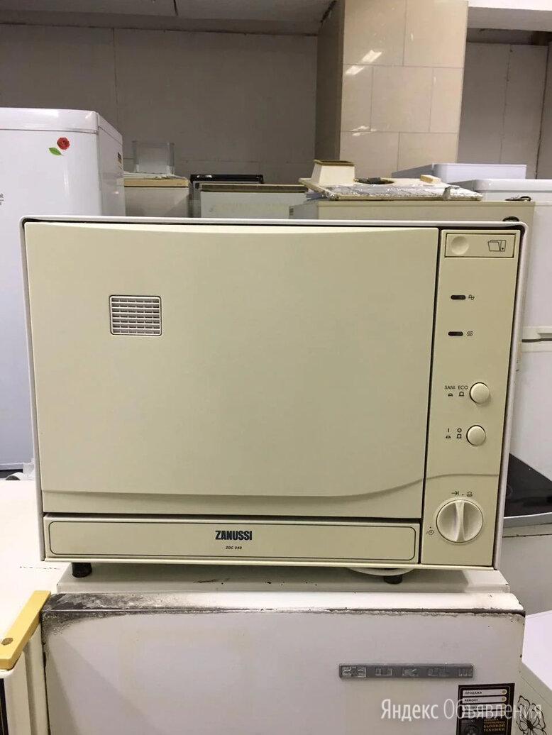 Посудомоечная машина б/у Zanussi ZDC 240 по цене 6500₽ - Посудомоечные машины, фото 0