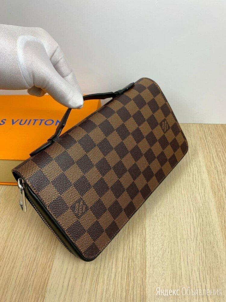 Портмоне Louis Vuitton Zippy XL новое по цене 11000₽ - Кошельки, фото 0