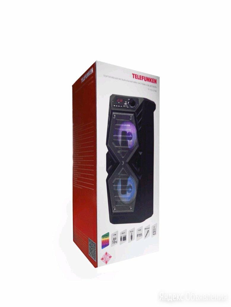 Портативная акустика Mini Telefunken по цене 2300₽ - Портативная акустика, фото 0