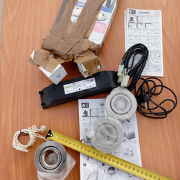 Встраиваемые светильники - Встраиваемый точечный светильник massive G4 12V 250/83/01 MR-11 FTD-P 12V/20W, 0