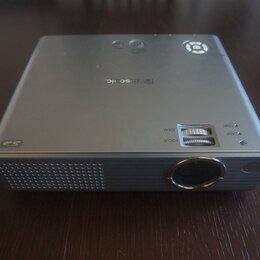 Проекторы - Мультимедийный проектор Panasonic PT-P1SDE, 0