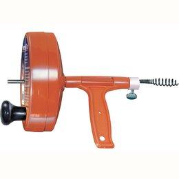 Инструменты для прочистки труб - Ручной очиститель для труб «Spin-Thru» CP-25SM, 0