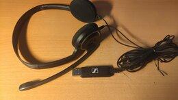 Наушники и Bluetooth-гарнитуры - Sennheiser pc 8 usb, 0