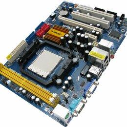 Материнские платы - Материнская плата ASRock N68-S S-AM3.AM2+.AM2 DDR2, 0