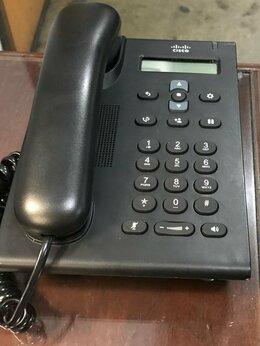 VoIP-оборудование - Стационарный VoIP SIP-телефон Cisco CP-3905, 0