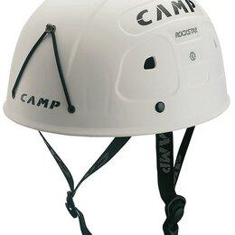 Каски - Каска альпинистская ROCK STAR белый Camp, 0