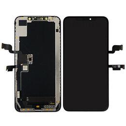 Дисплеи и тачскрины - Дисплеи для Iphone XS Max OLED GX, 0