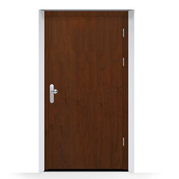 Входные двери - Входная дверь Hormann Thermo46 TPS 010, Темный…, 0