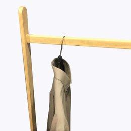 Вешалки-плечики - Вешалка для рубашек, вещей, халатов, 0