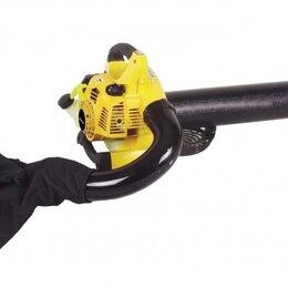 Воздуходувки и садовые пылесосы - Воздуходувка-измельчитель бензиновая Champion GBV 326 S, 0
