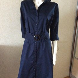 Платья - Платье-халат(O^STIN)Размер46-48., 0