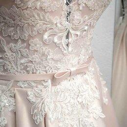 Платья - Свадебное платье Юнона, 0