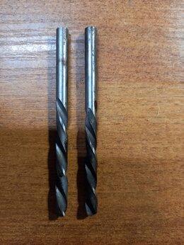 Для дрелей, шуруповертов и гайковертов - Сверло по металлу левое ц/х  6,7мм, 0