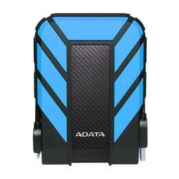 Внешние жесткие диски и SSD - Внешний HDD A-Data DashDrive Durable HD710 2Tb Blue (AHD710P-2TU31-CBL), 0