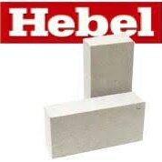 Строительные блоки - Блоки газосиликатные Хебель, 0