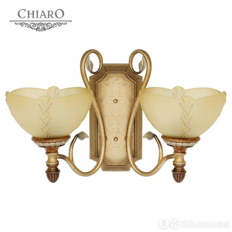 Бра Chiaro Версаче 254023002 по цене 22200₽ - Настенно-потолочные светильники, фото 0