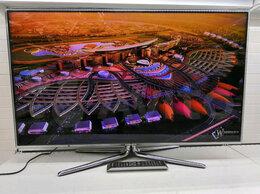 Телевизоры - Телeвизop Samsung UЕ40ES7207UХRU, 0