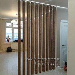 Ширмы - Деревянные реечные перегородки Vertical Wood, 0