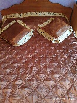 Пледы и покрывала - Покрывало+подушечки, 0