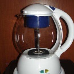 Электрочайники и термопоты - Кофе/чаеварка, объём  1,5л, 0