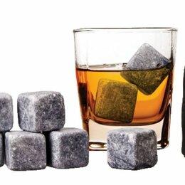 Аксессуары - Камни для виски 9 шт + мешочек Whiskey Stones, 0