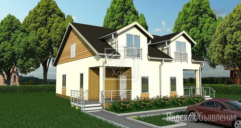 Сип-дом по проекту «Радиант», 313,7 м² «под ключ» по цене 5752707₽ - Готовые строения, фото 0