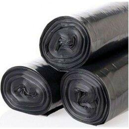 Мешки для мусора - Мешки для строительного мусора ПВД, 180л…, 0