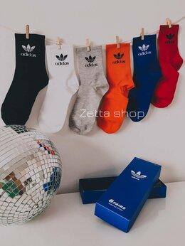 Носки - Комплект мужских носков Adidas, 0