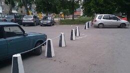 Железобетонные изделия - Тумба парковочная, 0