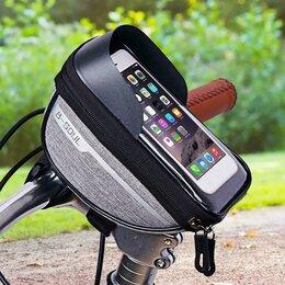 Велосумки - Новую велосумку с карманом для смартфона до 7 дюймов, 0