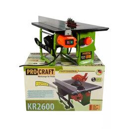 Дисковые пилы - Циркулярка стационарная Procraft KR-2600, 0
