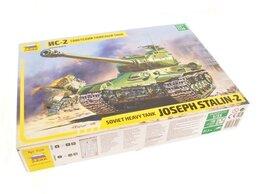 Конструкторы - Сборная модель. Советский тяжёлый танк ИС-2, 1/35, 0