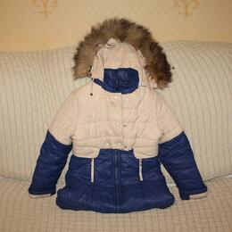 Куртки и пуховики - Пуховик на девочку 9-11 лет, 0