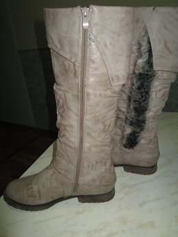 Сапоги - Сапоги ,зима ,39 размер , теплые, 0