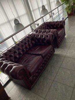 Мебель для учреждений - Продается диван с креслом, 0