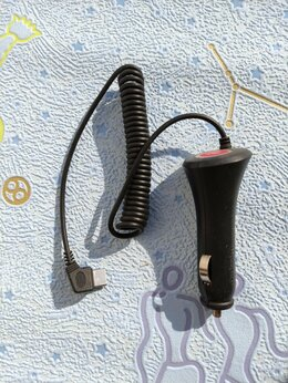 Зарядные устройства и адаптеры - Зарядное в авто от прикуривателя для Samsung, 0