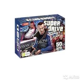 Ретро-консоли и электронные игры - Sega Super Drive 55in1 Gta, 0