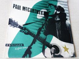 Виниловые пластинки - McCartney, Paul - Unplugged - The Official…, 0