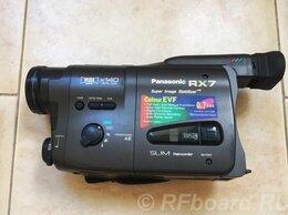 Видеокамеры - Видеокамера Panasonic RX7-EE Япония комплект новая, 0