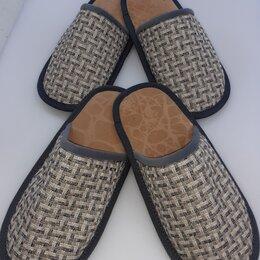 Домашняя обувь - Тапочки больших размеров, 0