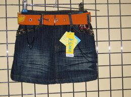 Юбки - Джинсовая юбка для девочки, 0