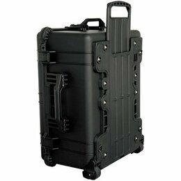 Кейсы и чехлы - Кейс пластиковый защитный ударопрочный IP67 новый, 0