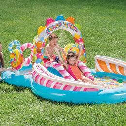 Бассейны - Надувной бассейн детский надувной бассейн для детей, 0
