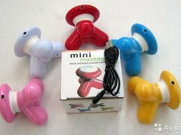 Вибромассажеры - USB Мини-массажер mimo, 0