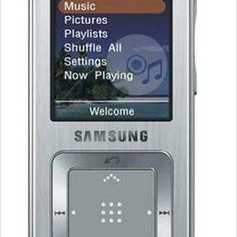 Цифровые плееры -  Samsung YP-Z5F Chrome, 0