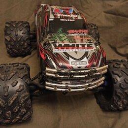 Машинки и техника - Traxxas E-Maxx Proline 1/10 4WD rc авто монстр р/у, 0