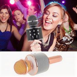 Микрофоны - Караоке-микрофоны на любой вкус, 0