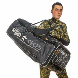 Дорожные и спортивные сумки - СУМКА для снаряжения SARGAN АНГАРА НА КОЛЕСАХ, 0