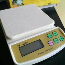 Кухонные весы - Электронные весы Kitchen Scale SF-400A, 0