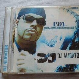 Музыкальные CD и аудиокассеты - МР-3 D.J.Aligator, 0